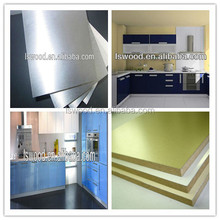 Chipboard with Aluminum Foil Faced, Aluminum Insert Bar For MDF