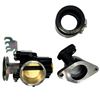 Colorful high quality engine parts throttle body motorcycle LC 150 / JUPITER MX KING / Y15ZR 28MM-40MM