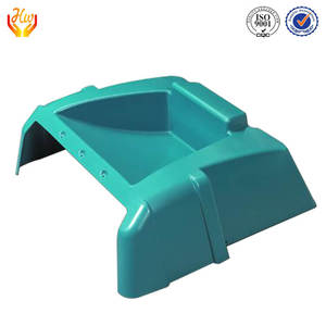 Large Plastic Vacuum Forming Products With Machine Plastic Cover