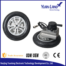 2015 New electric power brushless wheelchair motor 24V electric wheelchair for disabled people with strong climbing ability
