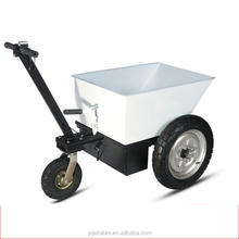 Material handing Tools electric wheelbarrow with electric wheelbarrow motor kit