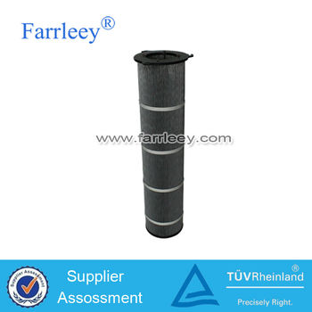 Three lug air filter cartridge,replace Nordic filter cartridge,cement filter cartridge