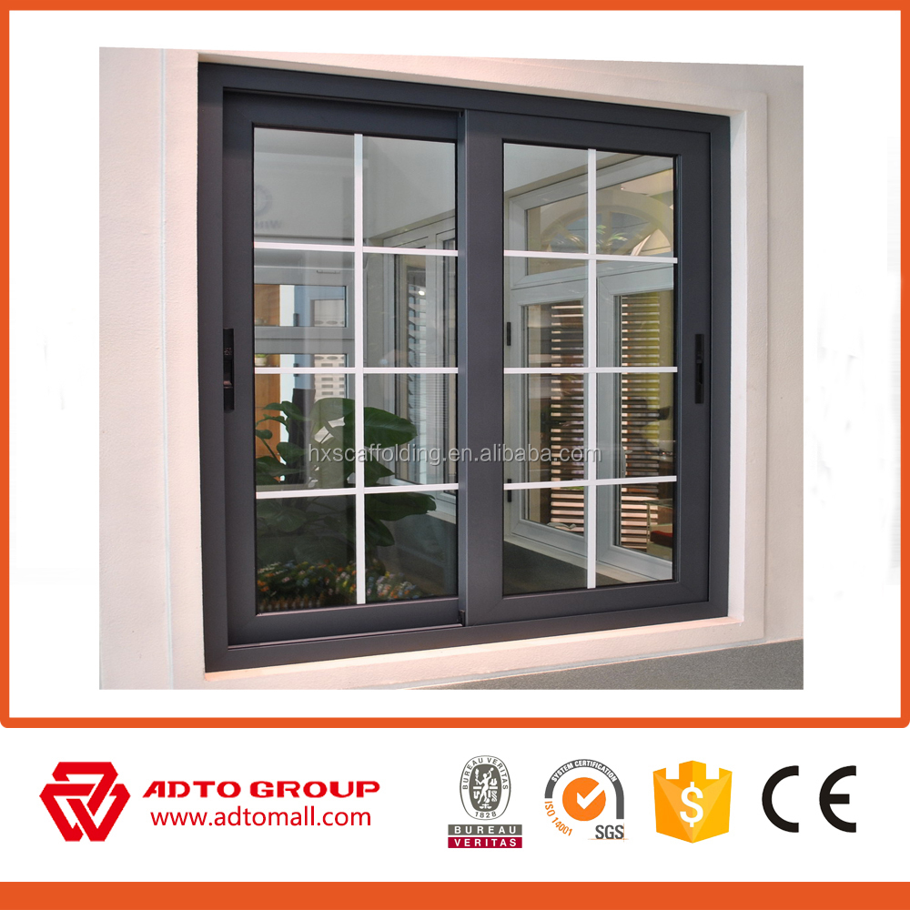 kitchen sliding window aluminium aluplast corner window