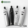 New Hot selling electronic cigarette G6 2200mah battery wholesale ecig in uk