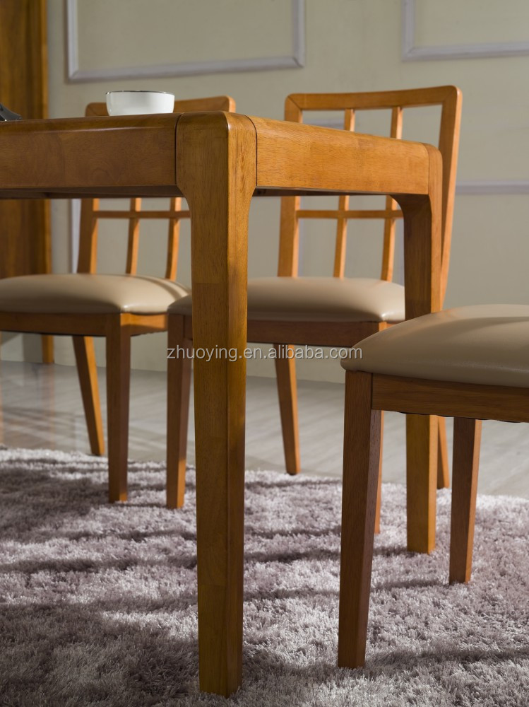 Malaysia Rubber Wood Dinning Table Room Set Furniture Buy Wood Dinning Table Set Dinning Room