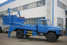 New Type DFAC Swing Arm Garbage Truck For Sale