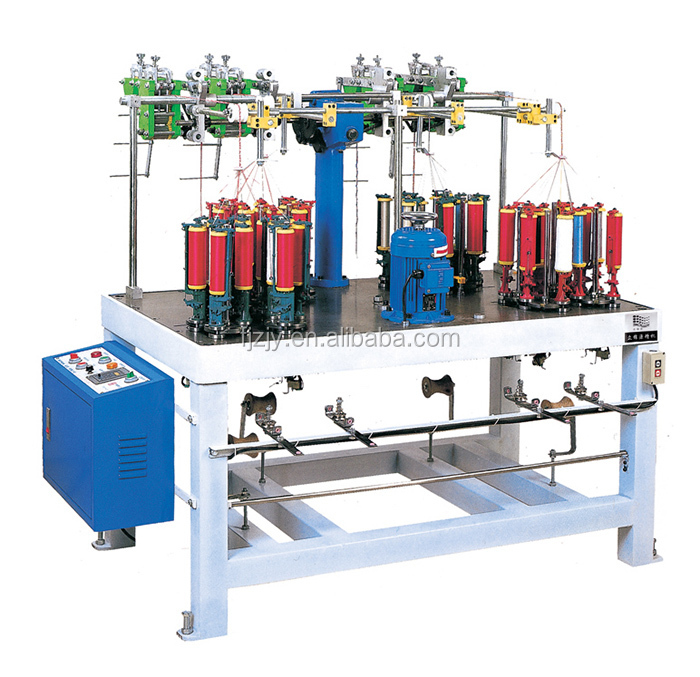 High Quality Security Shoe Lace Rope Braiding Machine