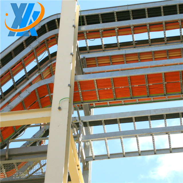Hot Dipped Galvanized Cable Tray Ladder for Electrical Telecom System