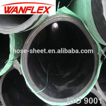Industrial Rubber Hoses 8 inch wire spiral heavy duty water oil cement mud suction rubber hoses with flange