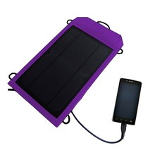 Cute flexible 4w 5v mini usb solar panel charger for all mini digital products