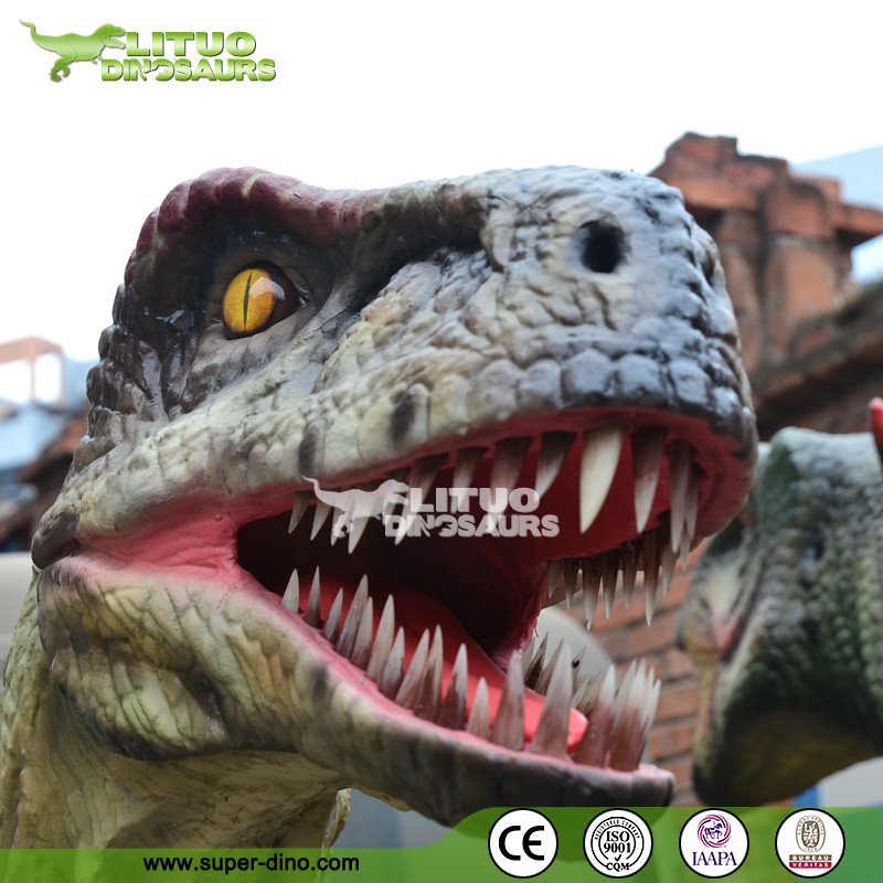 Animatronic Dinosaur Life-sized Raptor For Sale Animatronic Velociraptor For Sale Dinosaur King