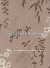 2013 new design Chinese style projects wallpaper mare gazete de perete flori