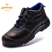 high heel steel toe safety shoe manufacturer for construction safety shoes