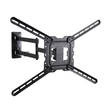 Easy installation 180 Degrees Swivel Gas Spring LCD/LED Removable TV Wall Mount Bracket