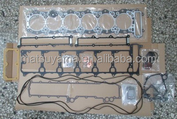 ME994752 Overhaul Gasket Kit for Mitsubishi Fuso Crane 6M60 Diesel Engine Gasket Kit ME994752