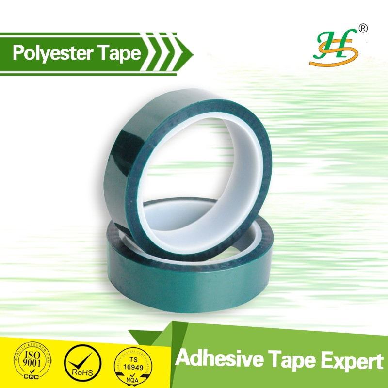 High temperature resistant heat resist paint PET tape