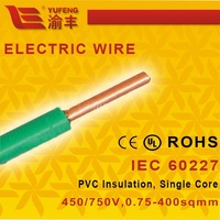 10mm Flexible Building Electric Wire and Cable