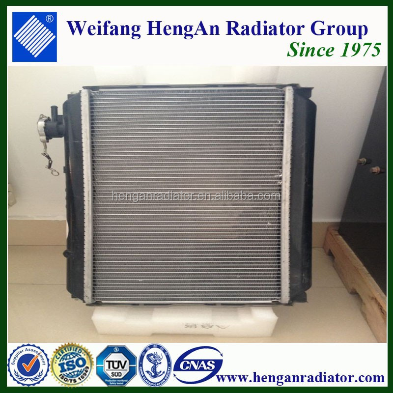 standard car radiator OEM manufacturer