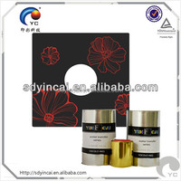 Glass printing ink for silk screen printing
