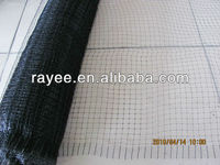 extruded bird netting for vineyard packing with mesh bags / net pajaro