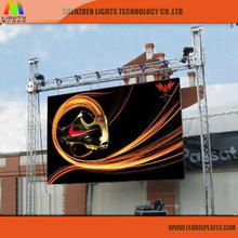 2017 High Brightness Stadium P6 Outdoor Rental Led Display