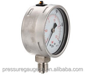 2015 hot sale 10000 high psi pressure manometer
