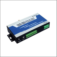 sms controlled relay Turn Relay ON OFF by Mobile(4I/2O/USB Ports) S140