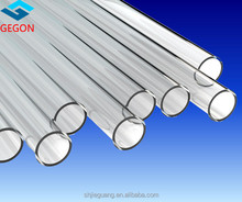 Large Diameter Polycarbonate Plastic Tubes Pc Tube for Storge
