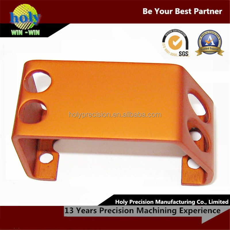 High precision CNC Machining products milling/stamping aluminum faceplate