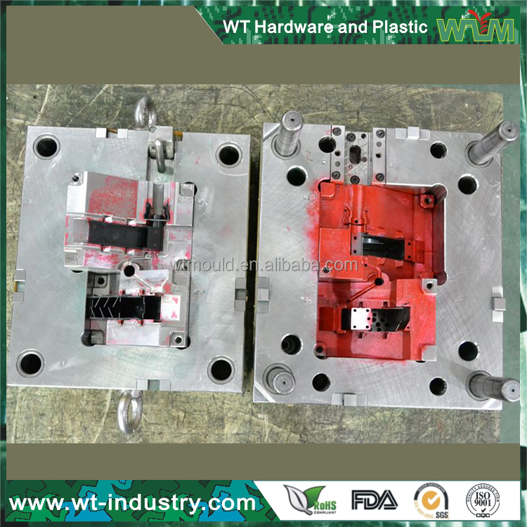Shenzhen ABS motor casing mould plastic injection maker