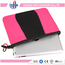 Water-resistant Neoprene Laptop Sleeve with PVC waterproof inside