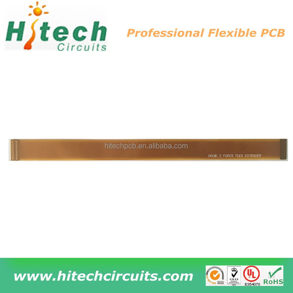 Customized Flexible PCB Manufacturer from China