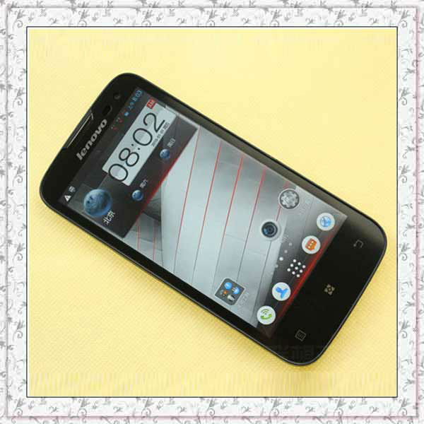 Lenovo A830 mobile quad-core cpu 1.2ghz 5 inch ips screen support Russia and Poland menu smartphone support multi-language