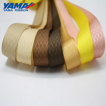 YAMA factory stocked sale wholesale fashion design rhombus ribbon