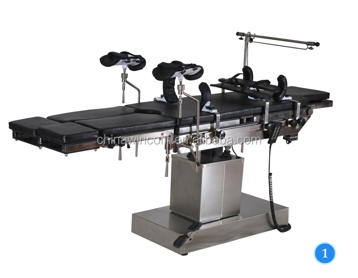 Electro Hydraulic Operating Table Price for Medical (Model: WT-D01)