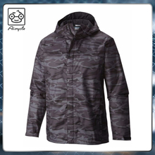 Outdoor Hiking Camping Fleece Coats Camo Hunting Jacket