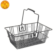 Attractive and durable children chrome shopping basket