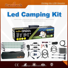PanaTorch Built-in Magnet Led Camping Bar Light PS-C5521B RV Camper Cabinet Strip Light for Fishing/Hunting Lighting