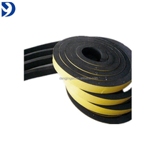 3mm 1.5mm 4.5mm thick Blue Liner DOUBLE SIDED PVC rubber foam for Glazing Water seal