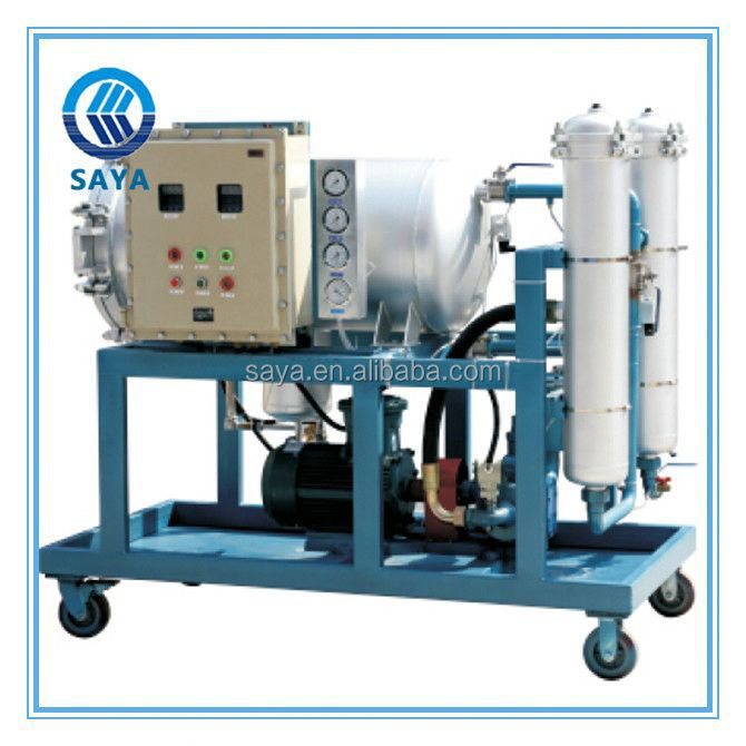 transformer oil dehydration plant LYC-25J used for transformer oil