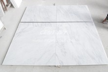 48''x48'' polihsed oriental white custom cut marble table top