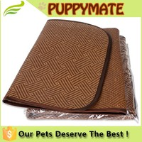 Summer pet mat/cooling dog mat bed