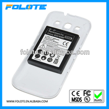 4500mah For Samsung Extended backup Battery For Galaxy S3 i9300
