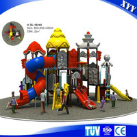 2015 Best selling children playground equipment outdoor amusement