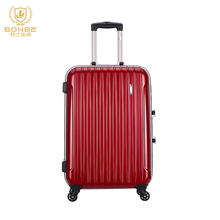 Modern Design Custom Made Leisure International Bright Color Travel Luggage