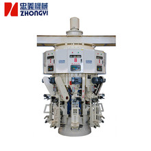 New model numerical control type 50kg bag cement packing machine price