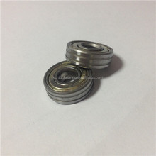 China Supplier High Speed 608zz Bearing 608 ZZ RS Bearing 8*22*7mm with two grooves
