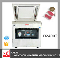 handy sealer DZ400T tea bag sealer single chamber vacuum packing machine