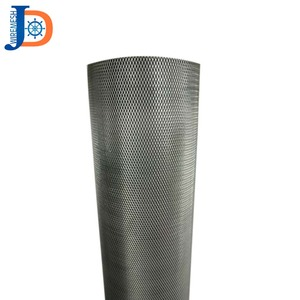 Cheapest price industrial aluminum expanded metal mesh