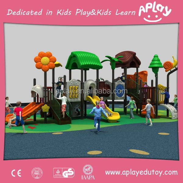 Kids playground games equipment outdoor child care center play set factory directly sale